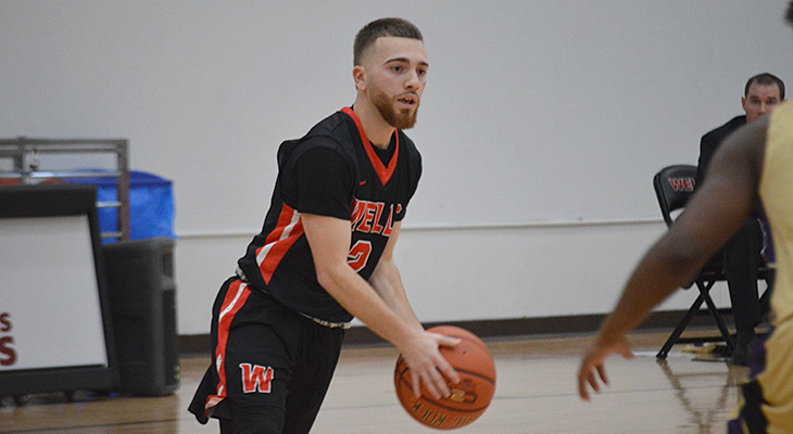Men's Basketball Falls In OT To Start Campaign