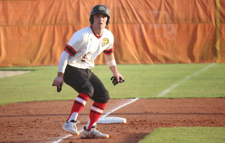 Baseball Edged Twice at Fisher Tuesday
