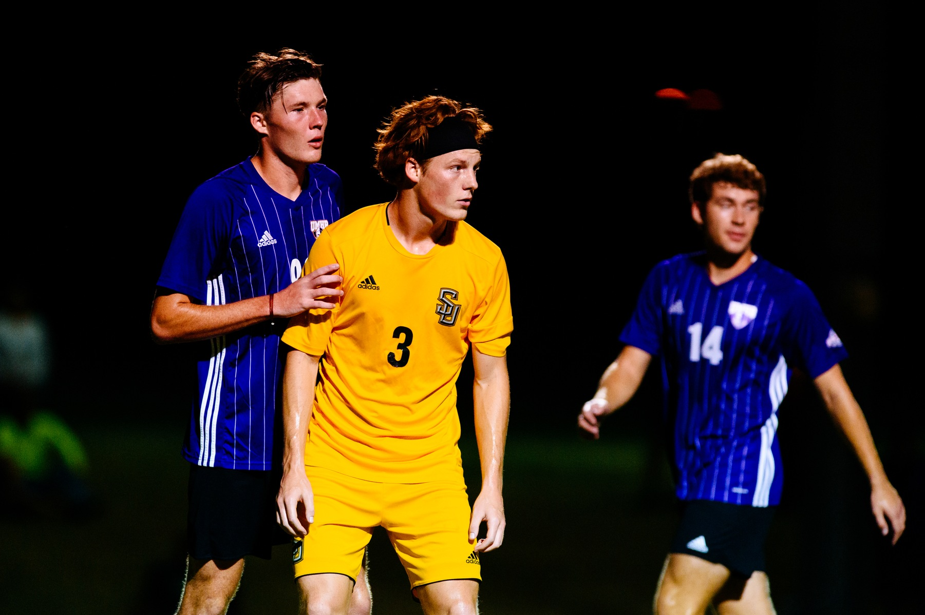 Men's Soccer Gets First Victory of the Season
