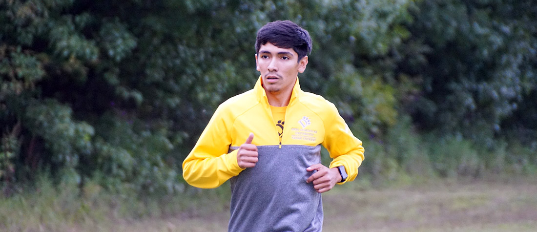 Men's Cross Country Squad Realizes Multiple Personal Bests At Lansing Invitational