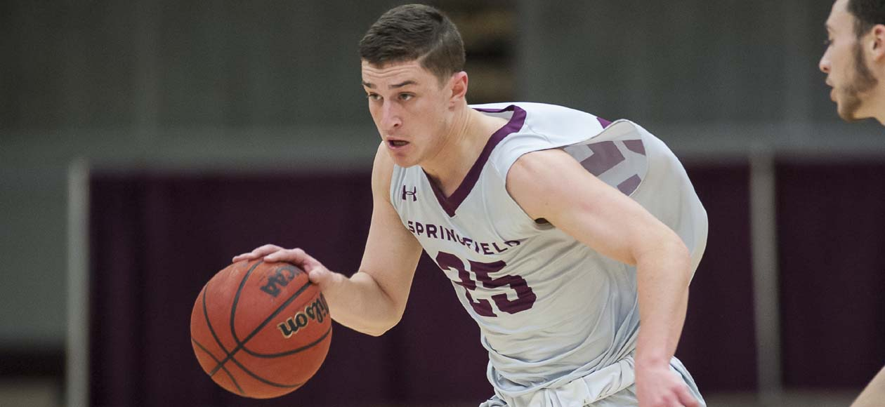 No. 6 Williams Holds Off Men's Basketball, 68-51