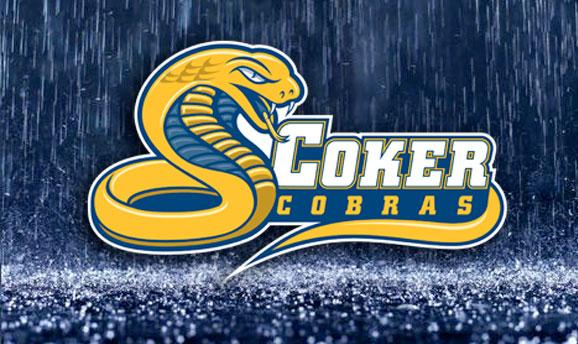 Threat of Rain Moves Coker Baseball Series to Saturday (Apr. 13) and Sunday (Apr. 14)
