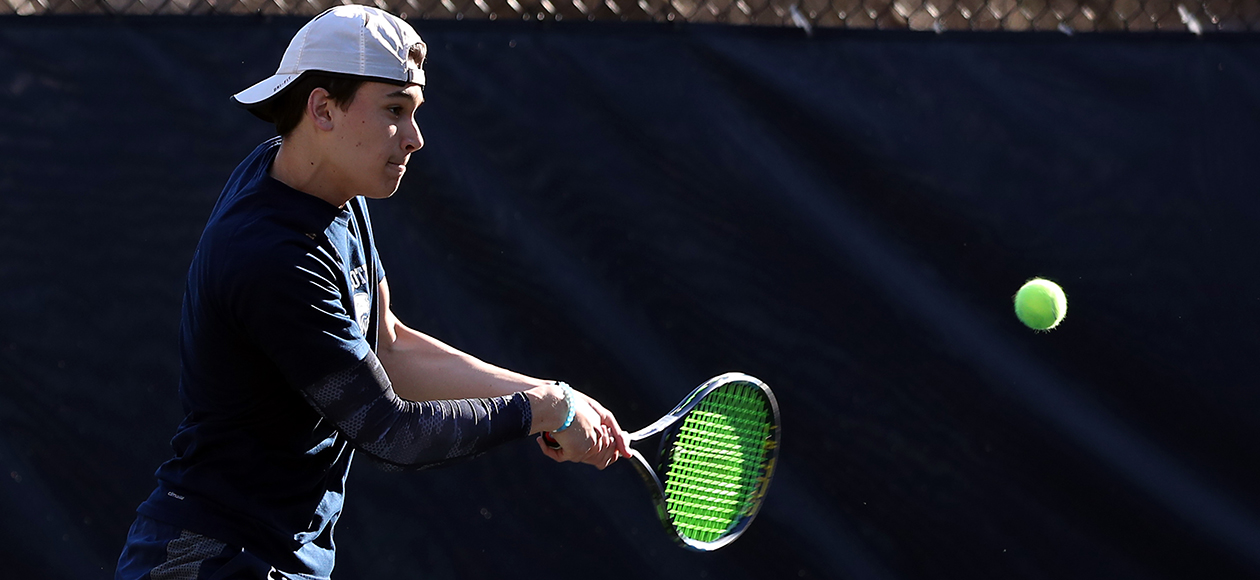 Southern New Hampshire Downs Men's Tennis, 7-0