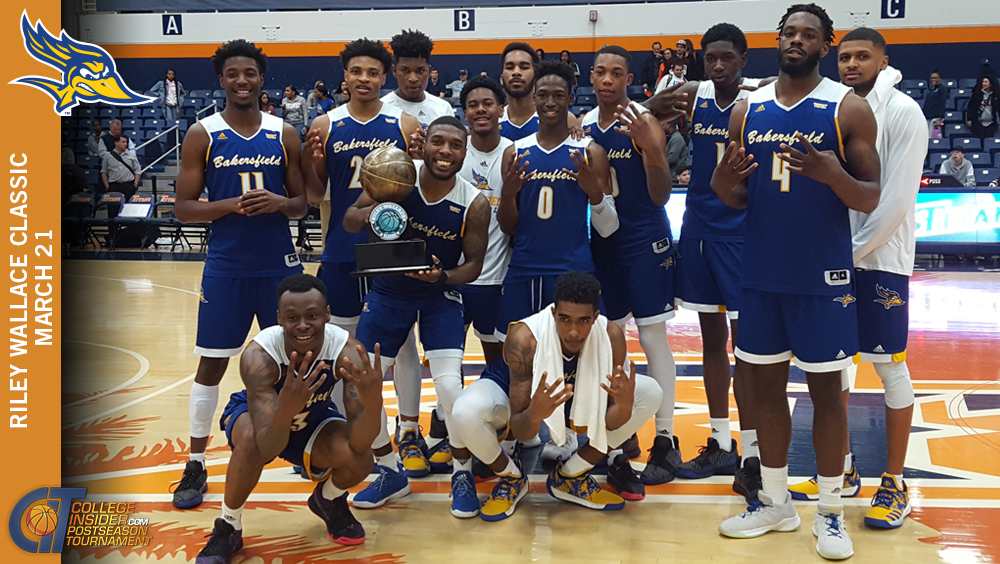 CSUB Defeats Cal State Fullerton to Advance in CIT