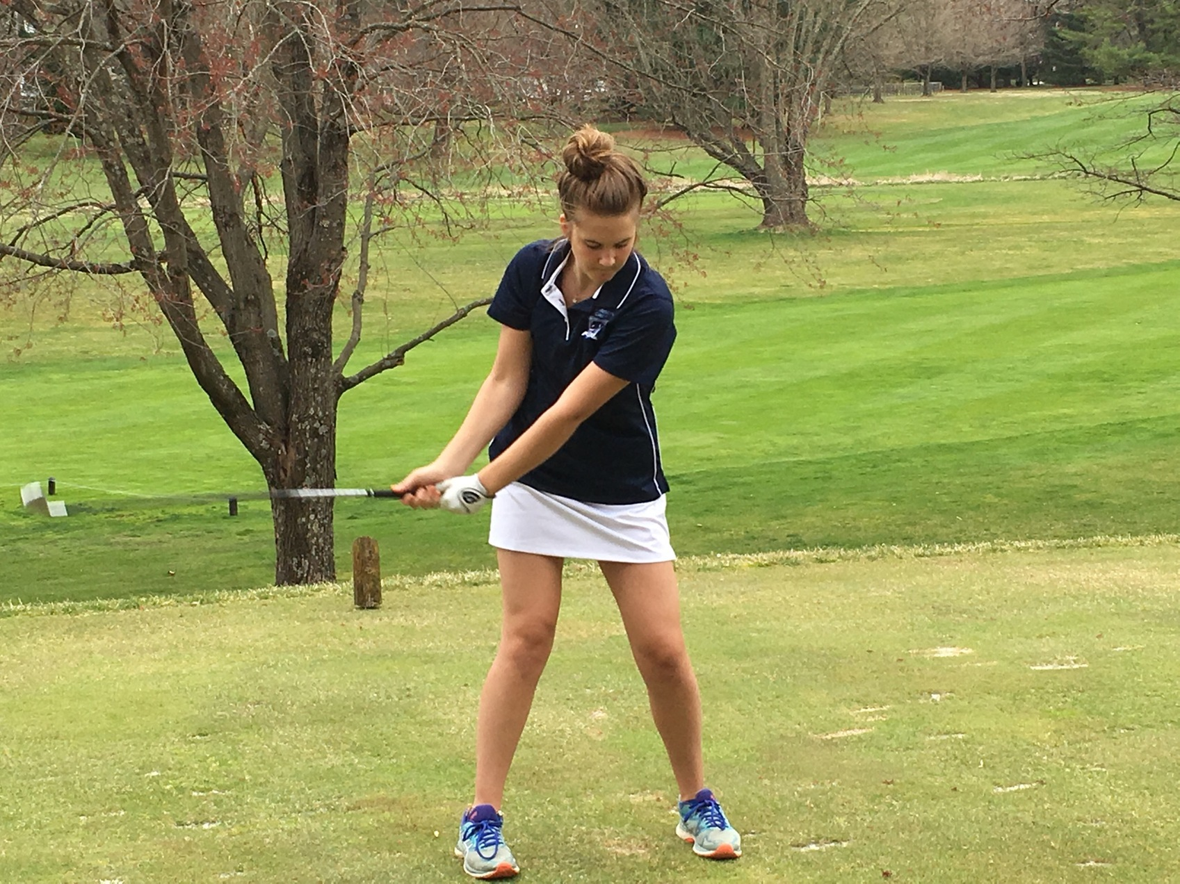 Garrison Forest golf remains unbeaten after win over Mercy