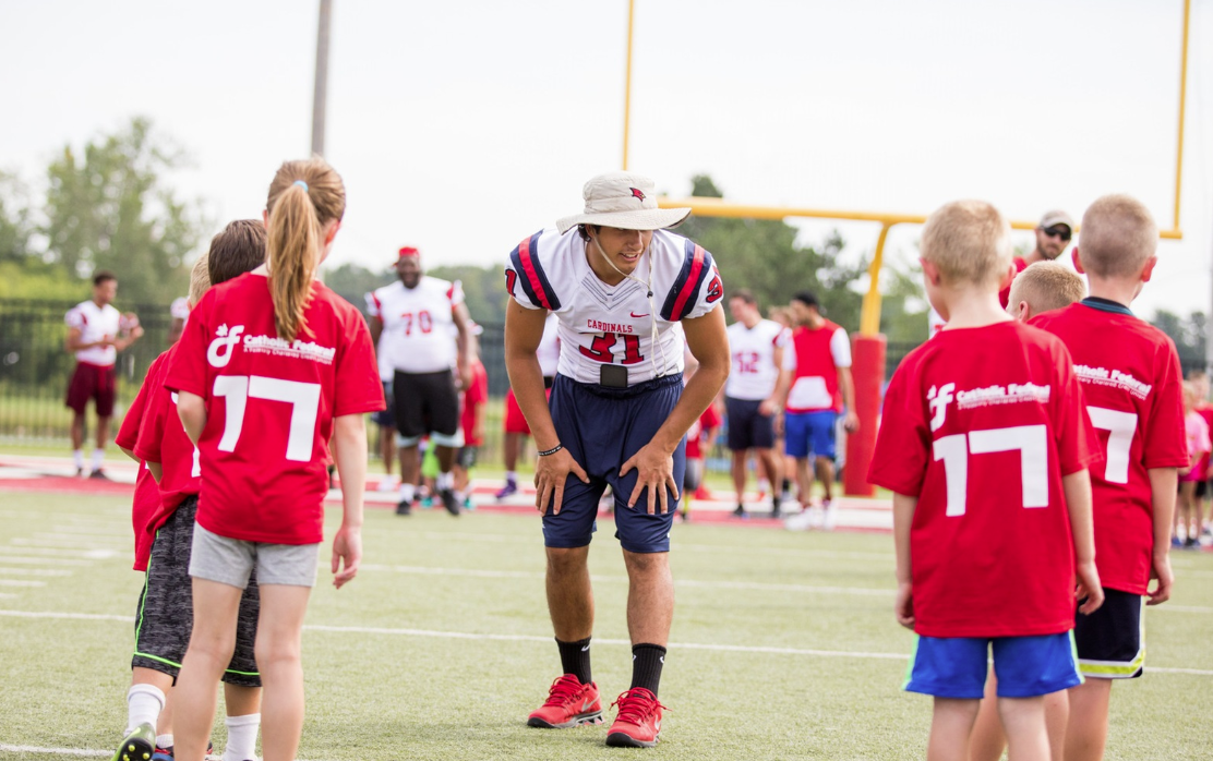 SVSU Athletics Set to Kick-off 2019-20 Community Youth Days Series