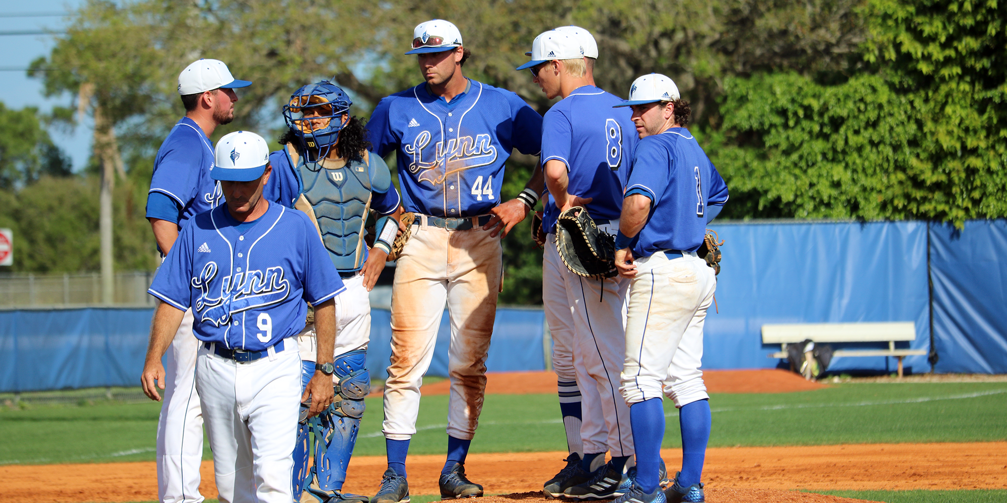 Lions Down Baseball in SSC Opener with Extra-Inning Grand Slam