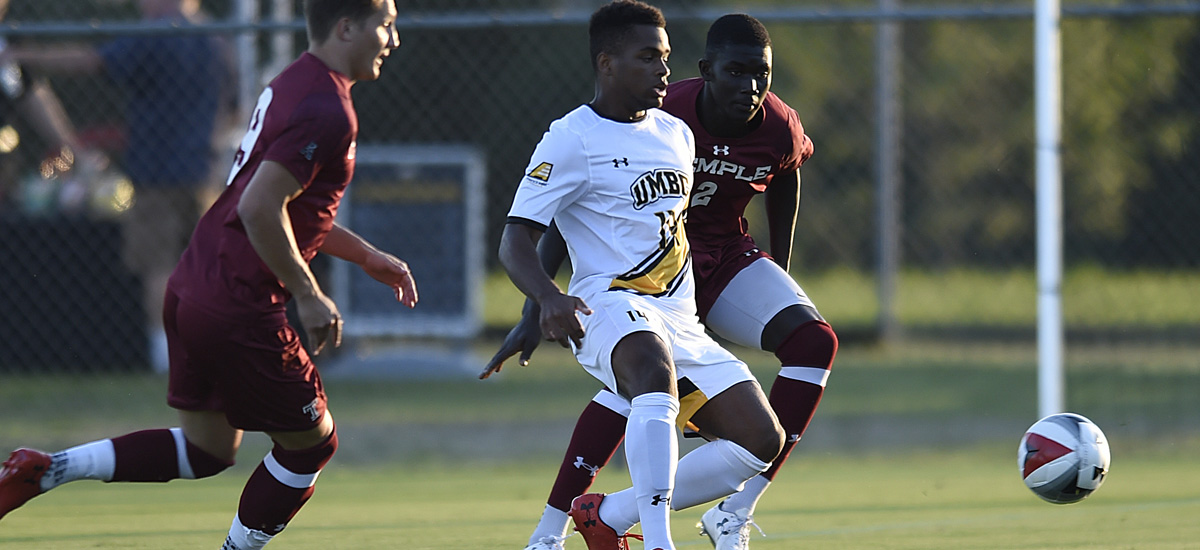Poetzel, Gumbs Each Score First Career Goals in 2-1 Double Overtime Win Against Villanova