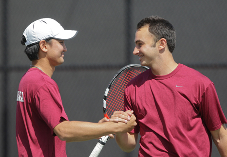 Final Day: ITA Regional Tournament at Stanford University Results