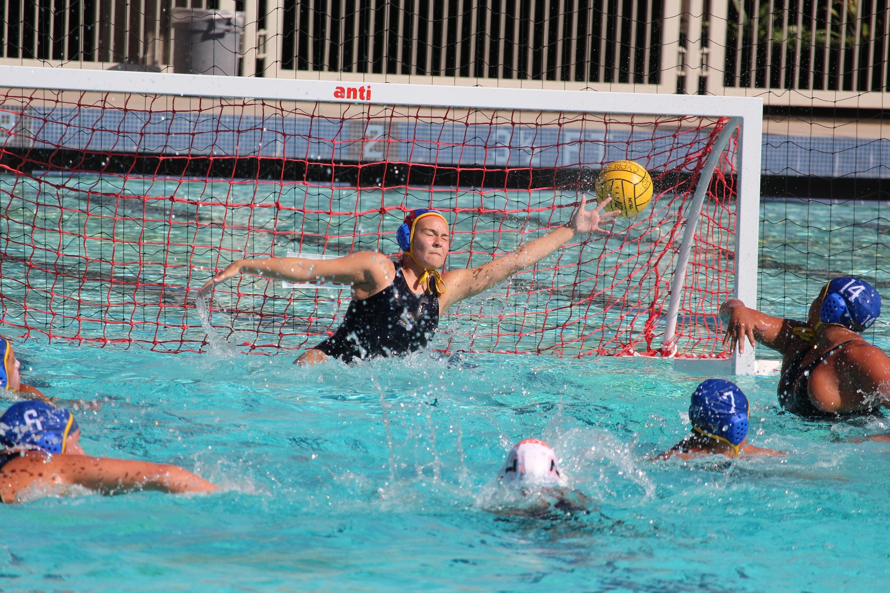 Chargers Handle Gauchos in OEC Battle, 13-1