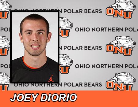 Joey DiOrio's double-double keys Men's Basketball in 101-91 victory over No. 13 Marietta