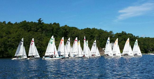 Dinghy, Offshore Sailing Look To Continue Momentum Of Successful Fall Campaigns With 18-Event Spring Schedules