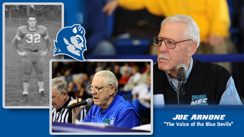 CCSU to Honor Joe Arnone at Feb. 24 Basketball Doubleheader