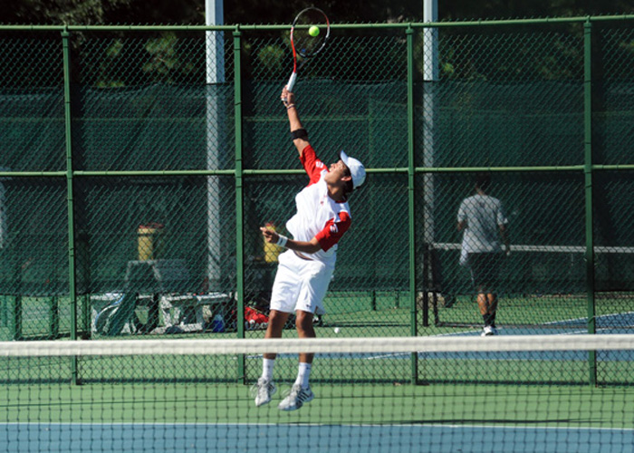 Men's tennis comes up short at Birmingham-Southern