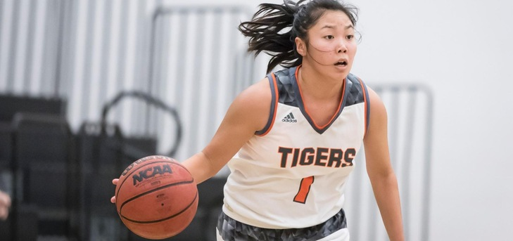 Tigers Come Up Short at Redlands