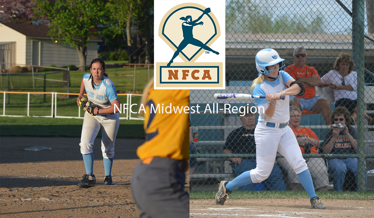 Laidley, Price Land on NFCA All-Region Teams