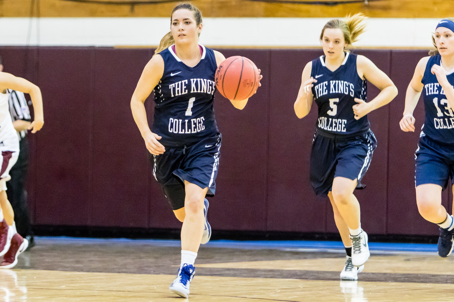 Women's Basketball Comes Up Short To Pratt