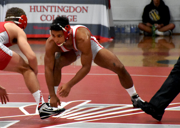 Beck and Rowlen lead Hawks in Gator Boots Duals