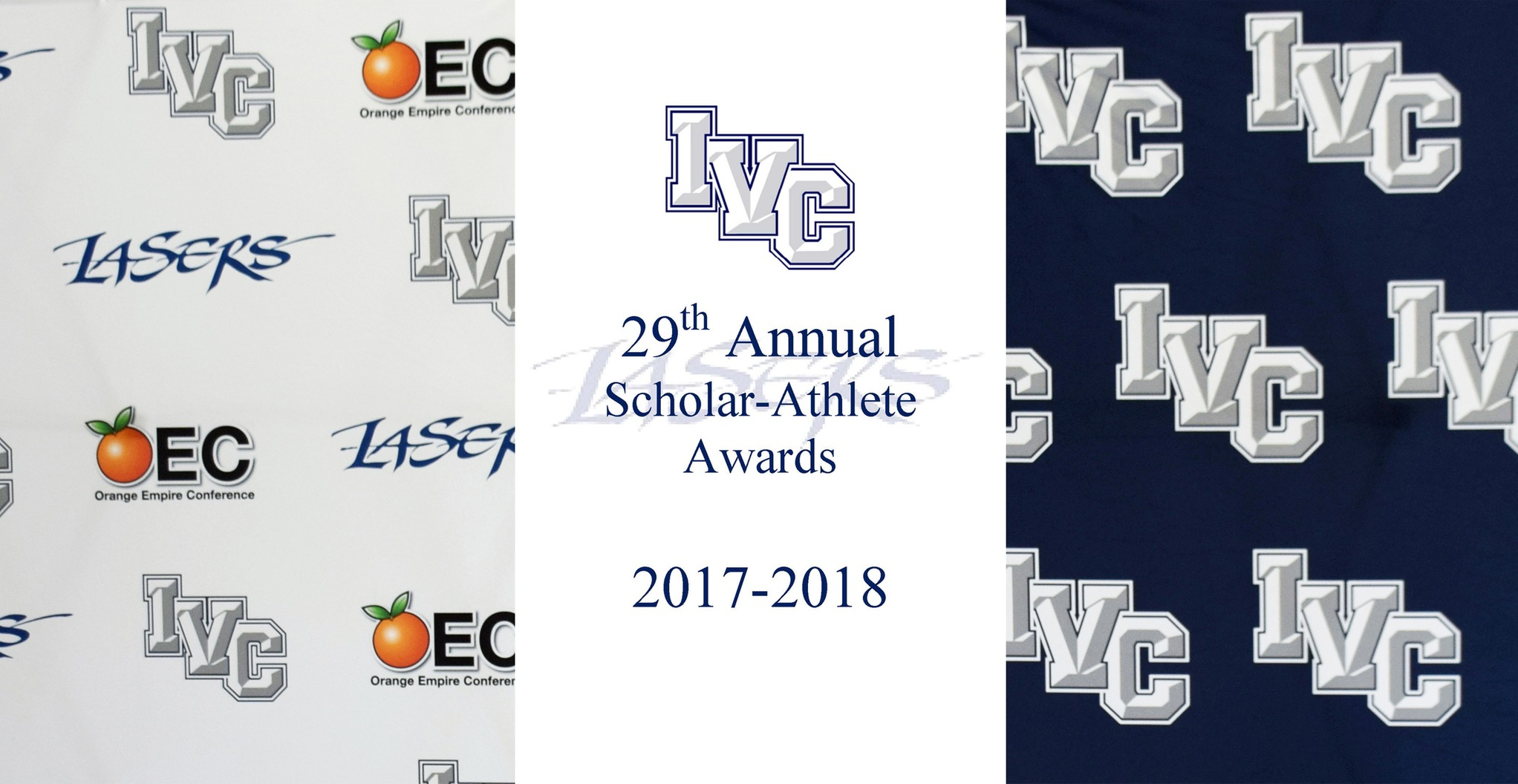 2017-18 Irvine Valley College athletics awards winners