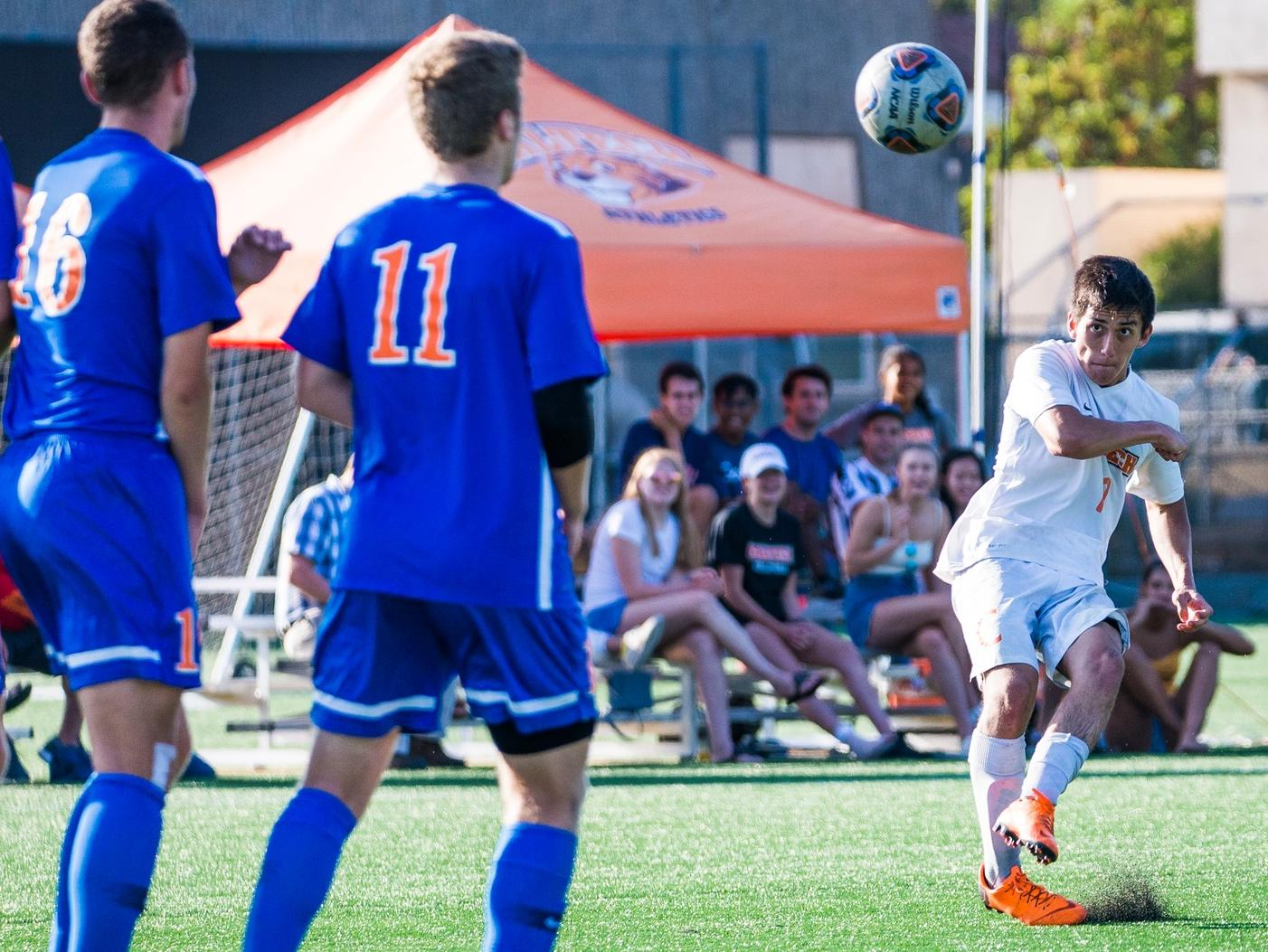 Beavers Bounce Back, Push Oxy at Home