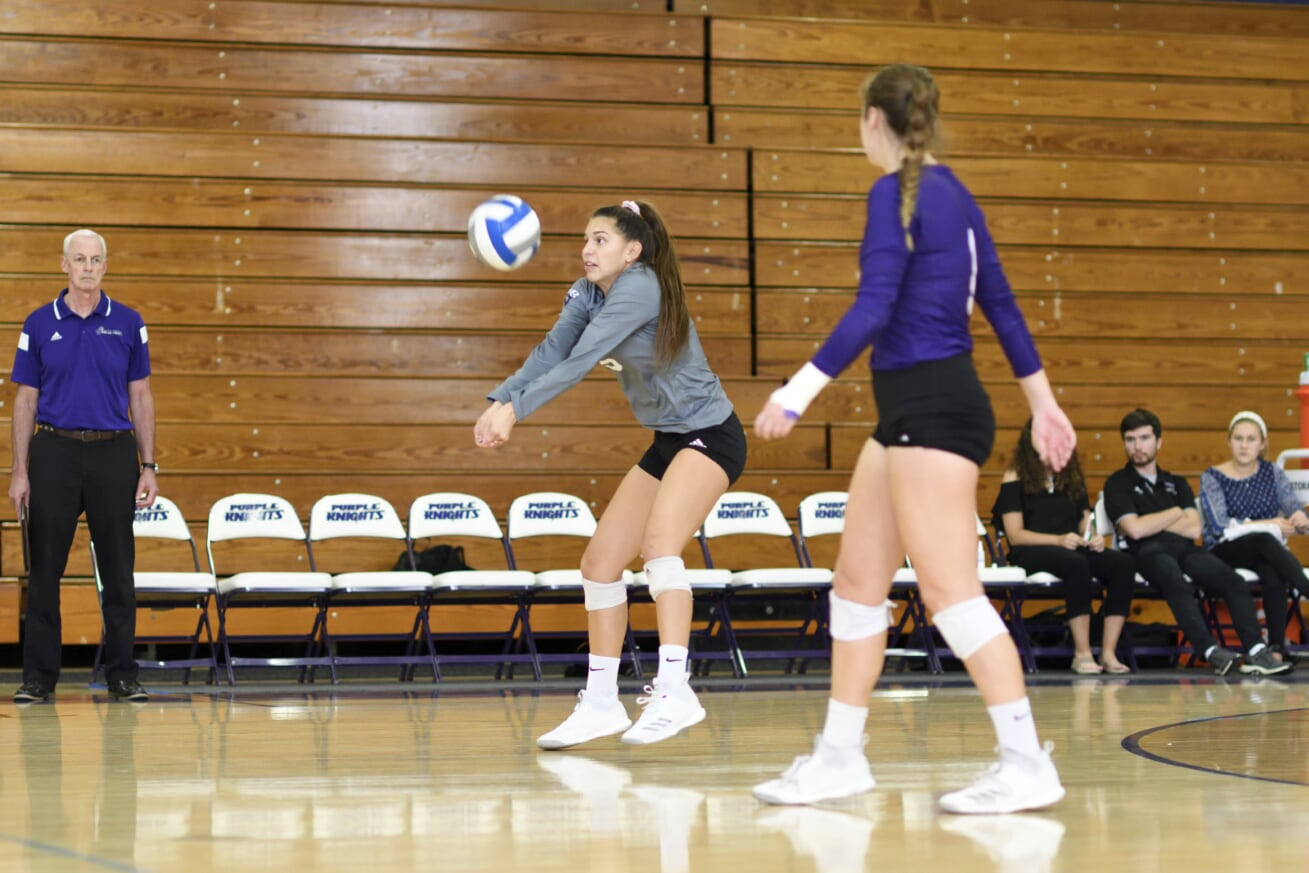 UB Volleyball Returns To The Win Column With ECC Sweep At Queens (N.Y.) College