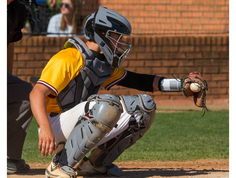 Sophomore catcher Luke Harper will lead a talented Pearl River baseball team onto the diamond Sunday when the Wildcats host Jefferson College for a noon doubleheader. (PRCC Athletics)