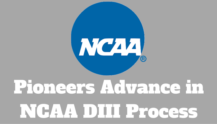 Alfred State Moves to Year Three of NCAA DIII Process