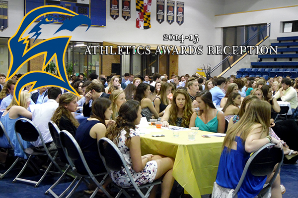 St. Mary's Presents Annual Athletic Awards
