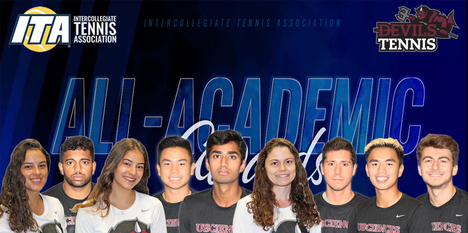 Men's and Women's Tennis Honored as ITA All-Academic Teams for Third Straight Year; Nine Devils Recognized as ITA Scholar-Athletes