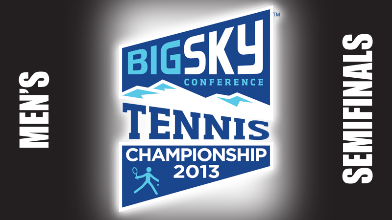 MEN'S TENNIS ADVANCES TO BIG SKY CHAMPIONSHIP MATCH WITH 4-0 WIN OVER WEBER STATE