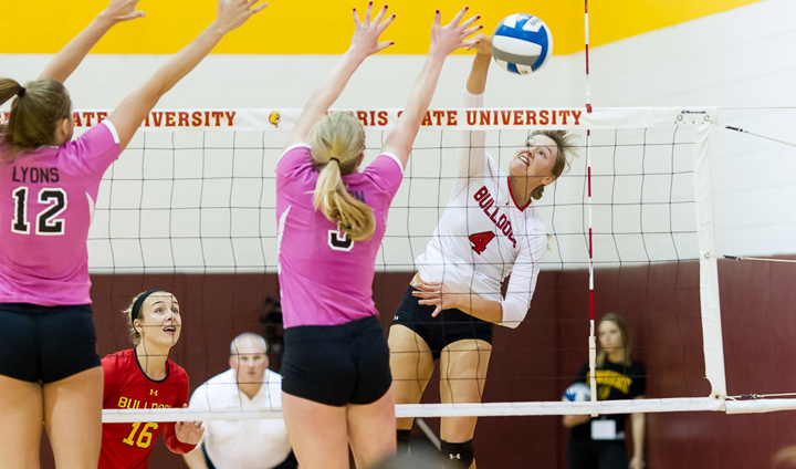 #3 Ferris State Opens Big Weekend By Beating GLIAC South Leader Findlay