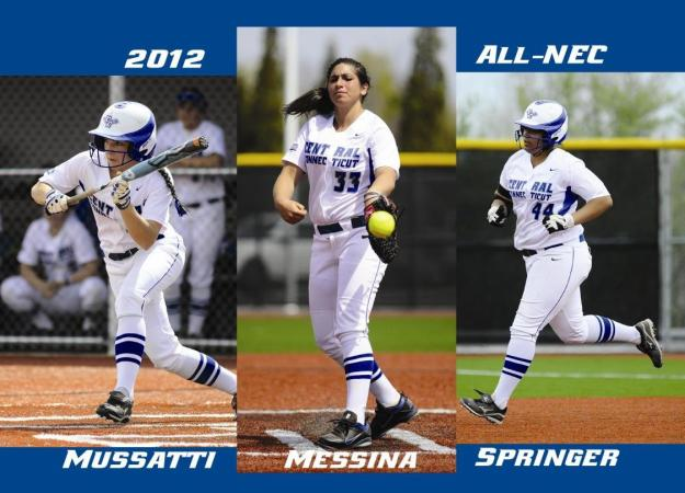 Mussatti, Messina, Springer, All-NEC
