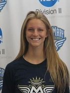 Klotz receives Association of Division III Independents women's soccer Student-Athlete of the Month award