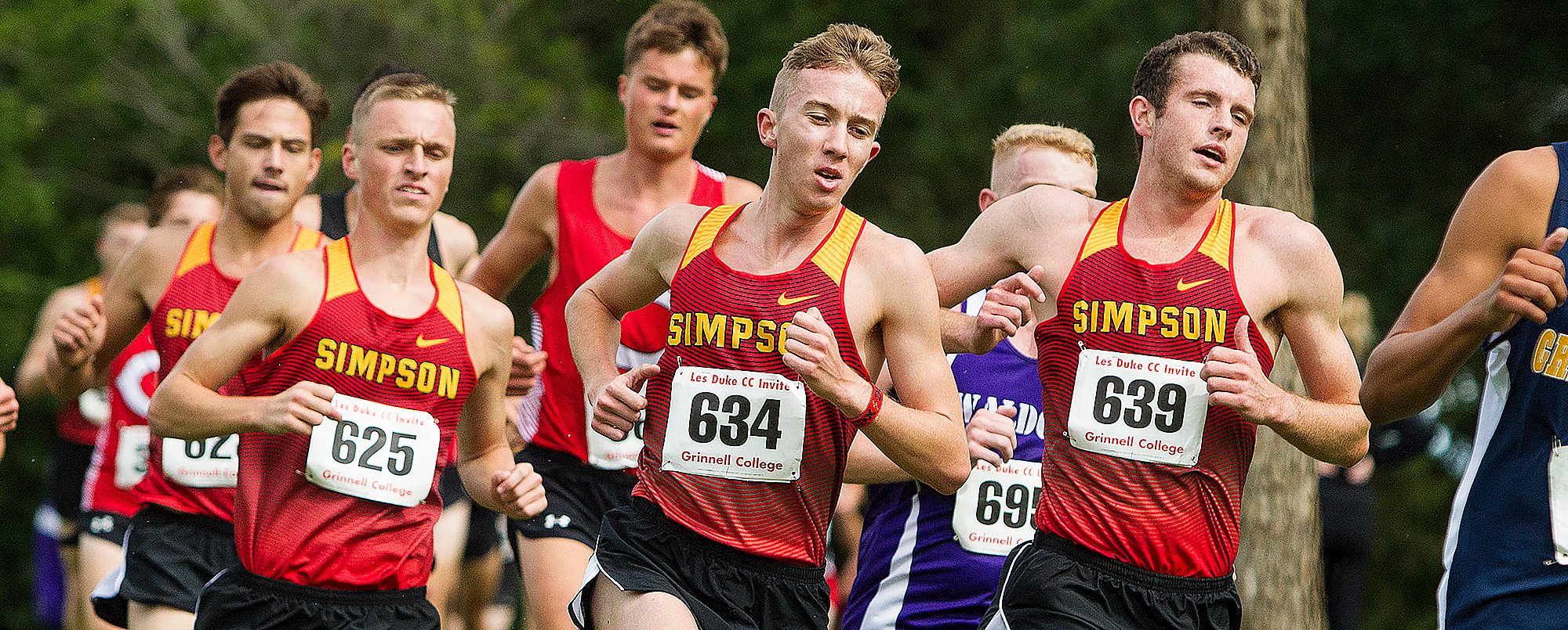 Storm cross country teams receive USTFCCCA All-Academic status