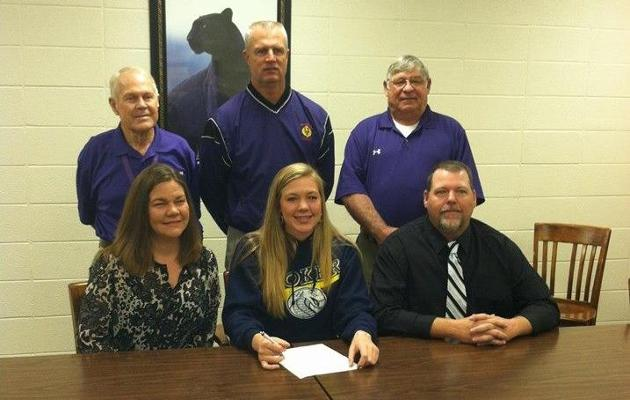 Coker Softball Signs Trio for 2014-15