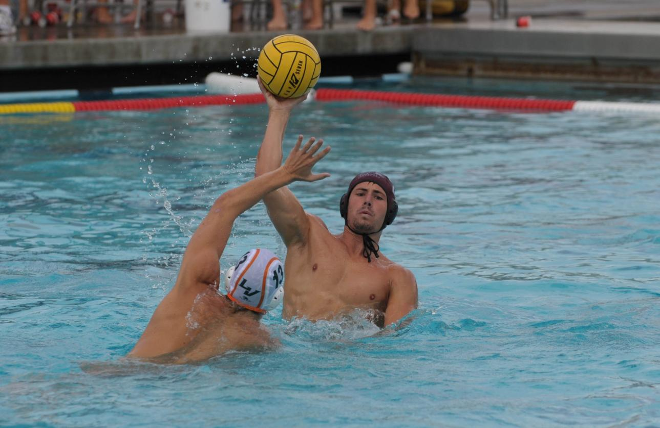 Casidhe McClone Sets High Goals for the End of the Water Polo Season