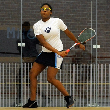 Squash Falls to Perennial Powerhouse Trinity in Regular Season Finale