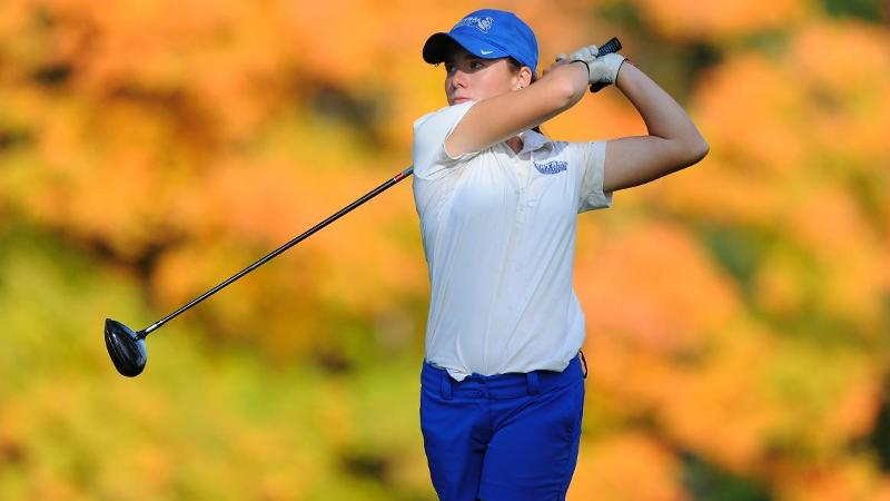 Women's Golf Finishes Fifth at Dartmouth Invitational