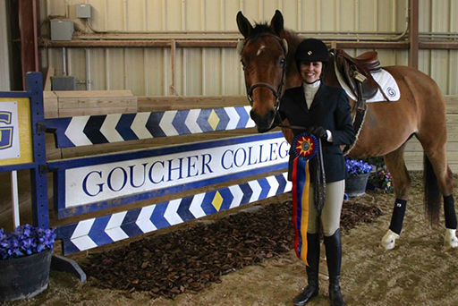 Goucher Riders Repeat as Zone IV Champions