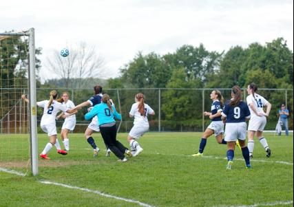Greater Allegheny Women's Soccer Falls to Alfred State, 7-0