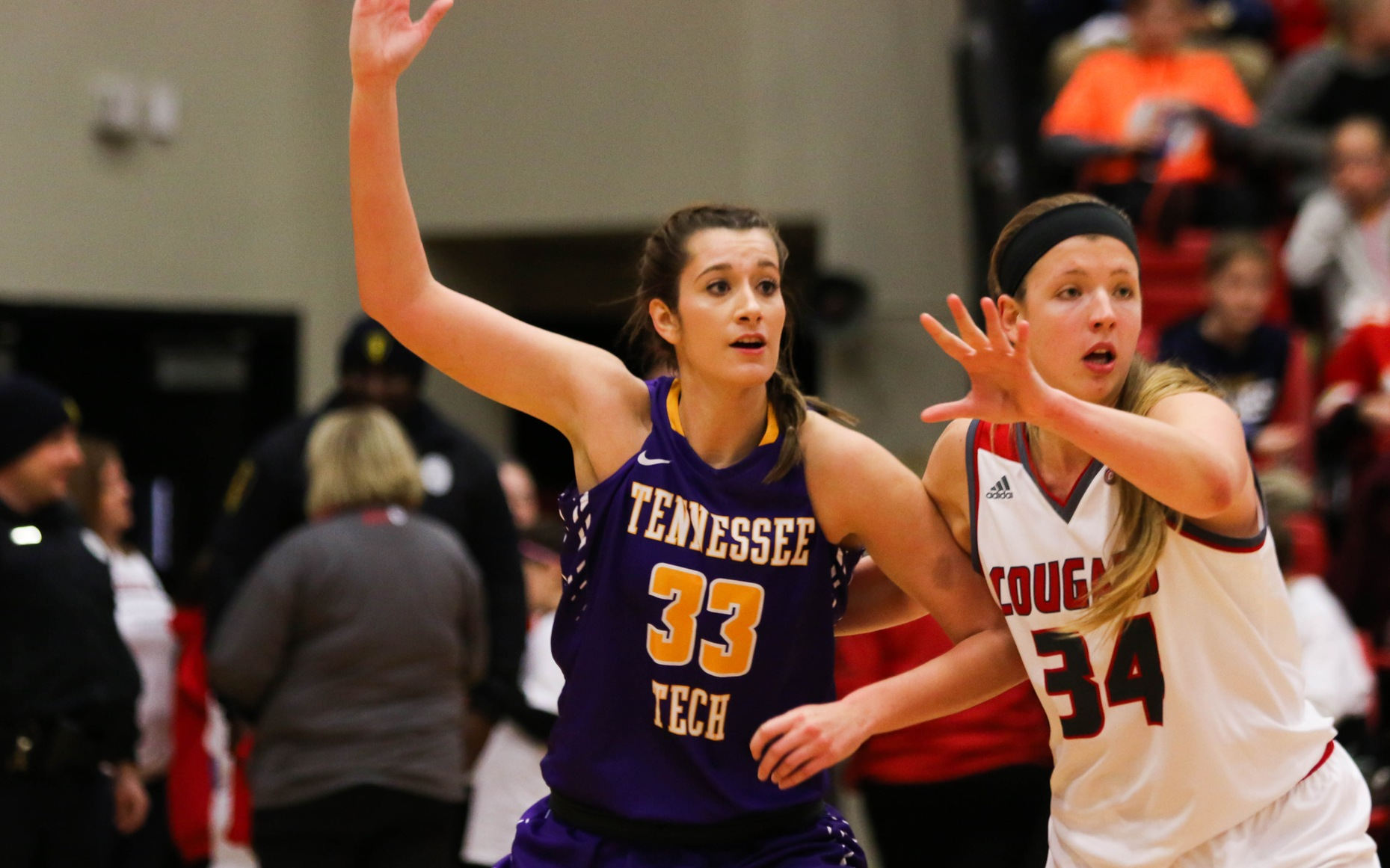Tech's second-half barrage not enough to topple SIUE