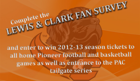 Take the Pioneer Survey and Earn a Chance to Win Season Tickets to Football & Basketball