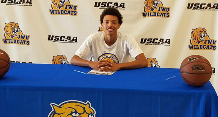 Virginia Guard Kajuan Madden Signs with JWU Men's Basketball