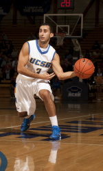 Weiner, Reserves Lead the Way as Gauchos Coast Past Cal Baptist, 76-52