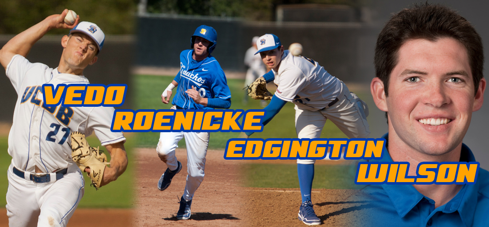 Four More Gauchos Selected on MLB Draft's Final Day