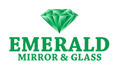 Emerald Mirror and Glass logo