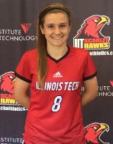 Maron receives Association of Division III Independents women's soccer Player of the Week award