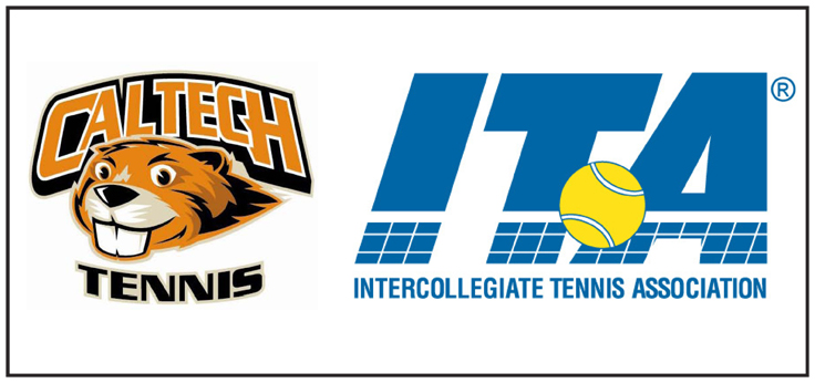 Caltech Tennis Teams Honored for Academic Success