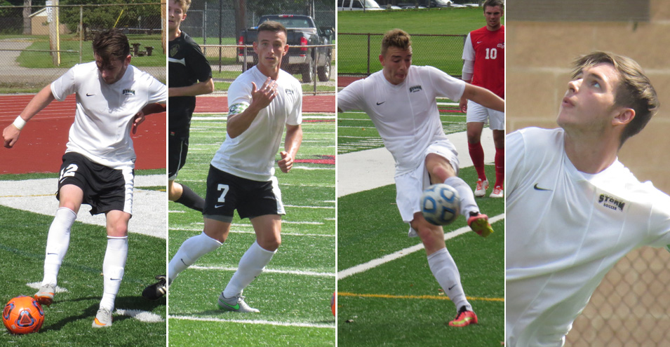 Coombs Named GLIAC Defender of the Year as Four Earn All-GLIAC Honors