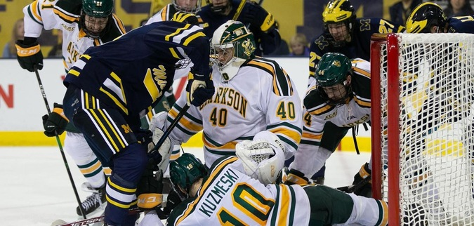 Knights Take Down Michigan on the Road
